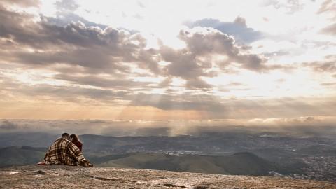 Pré Casamento na Pedra Grande | Mariane e Aguinaldo