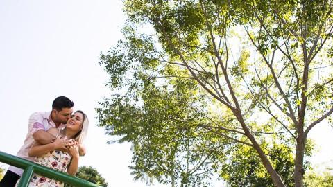 Ensaio Pré Wedding em Jundiaí   Aline e Tiago
