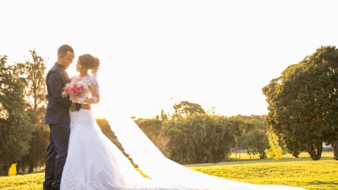 Casamento em Indaiatuba   Aline e Beto