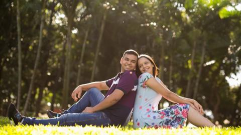Pre Casamento em Atibaia | Raissa e Jhonata