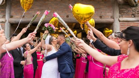 Casamento Campo Limpo pta.   Ana Carolina e Dirceu