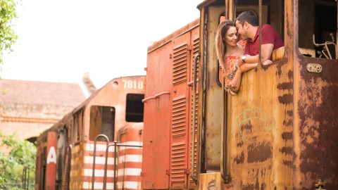 Pré Casamento em Jundiaí | Ariana e Fred