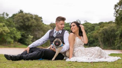 Ensaio de Casamento em Jundiaí | Larissa e Ygor