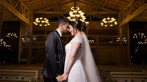 Casamento em Campo Limpo Pta | Jade e Guilherme