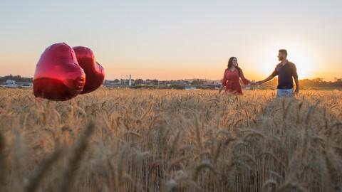 Pré Casamento em Holambra | Hellen e Junior
